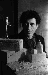 Swiss citizen Alberto Giacometti