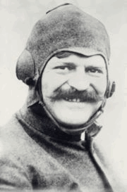 Swiss citizen Louis Chevrolet