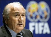 Swiss citizen Joseph Blatter