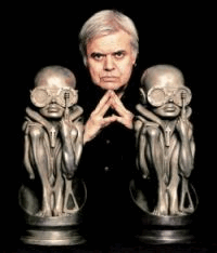 Swiss citizen H. R. Giger
