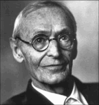 Swiss citizen Hermann Hesse