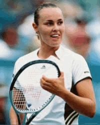 Swiss citizen Martina Hingis