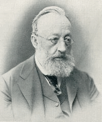 Swiss citizen Gottfried Keller